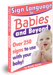 baby sign languag